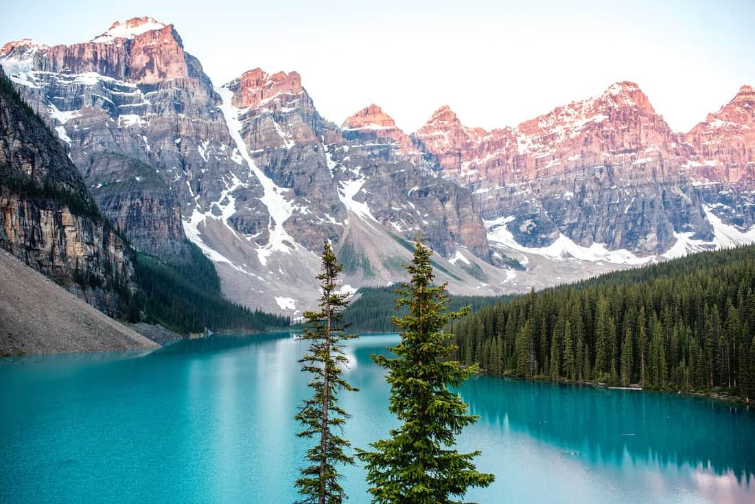 Adventures of A Plus K Moraine Lake