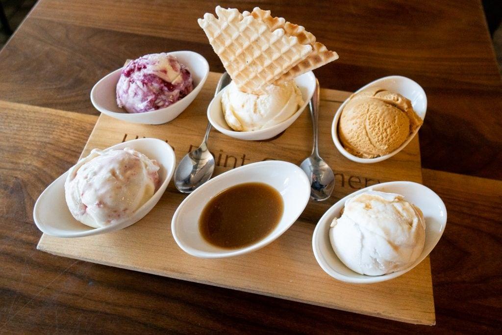 High Point Creamery Best ice cream in Denver