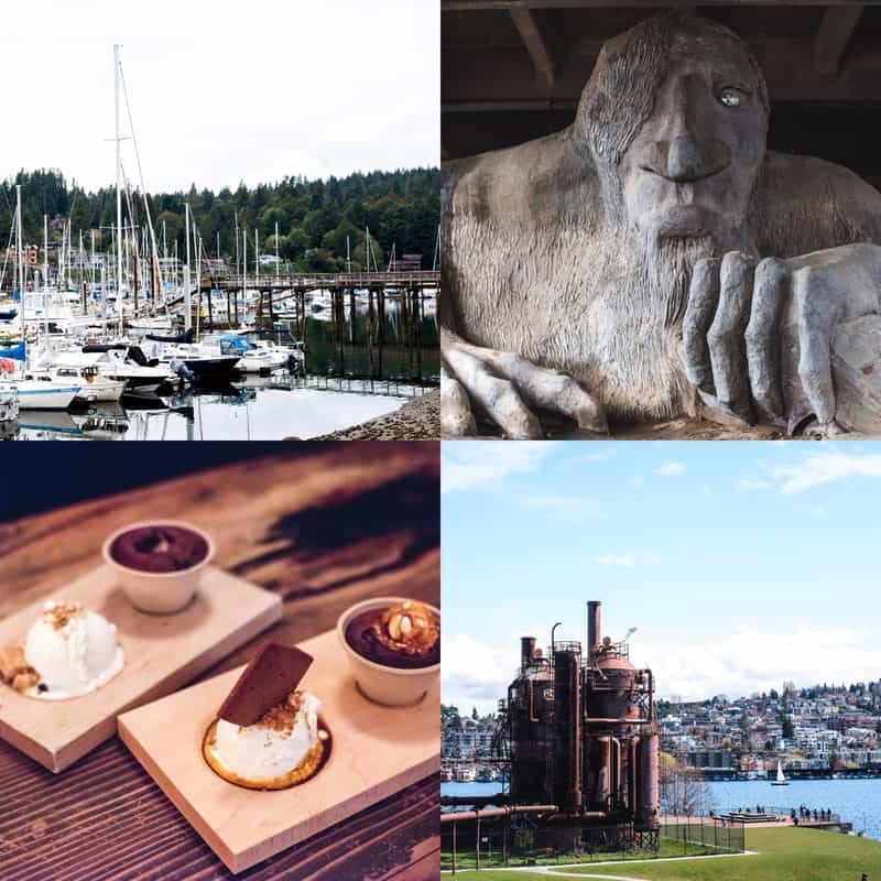 Seattle Itinerary | Things to do in Seattle | 3 days in Seattle