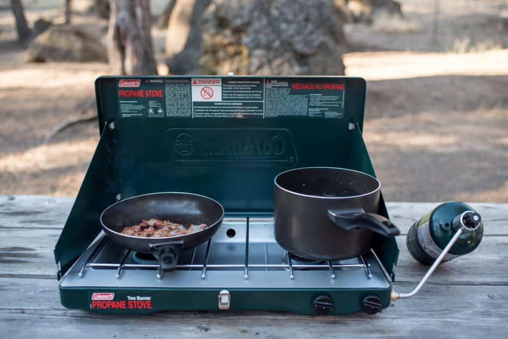 Coleman Camping Stove   Camping Supplies