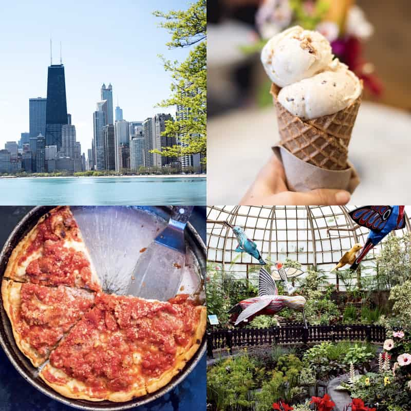 Chicago itinerary