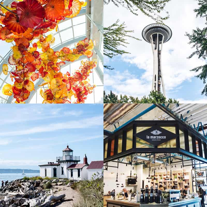 Seattle Travel Guide Things to Do in Seattle