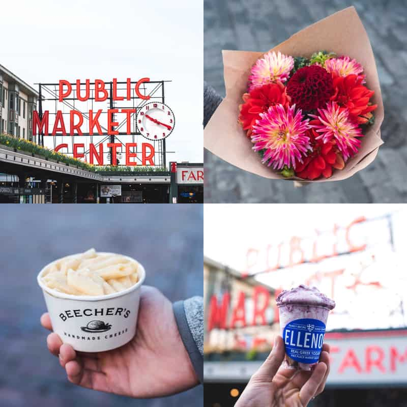 Seattle Travel Guide Pike Place Market