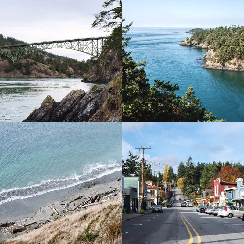 Seattle Day Trip: Whidbey Island