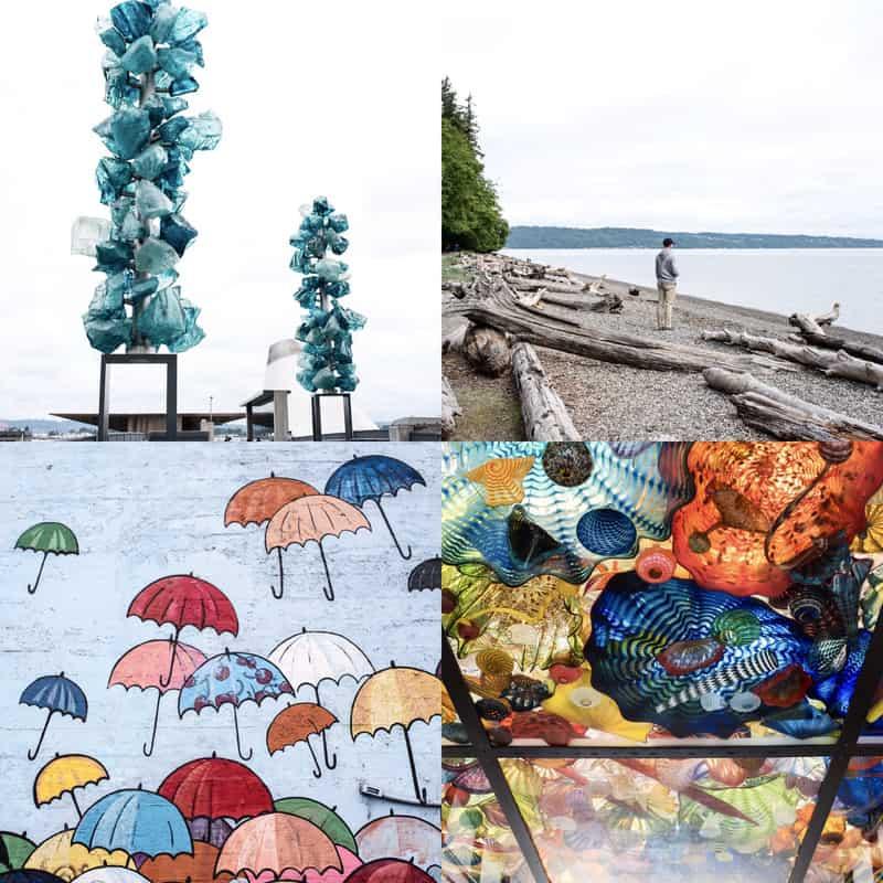 Seattle Day Trip- Tacoma