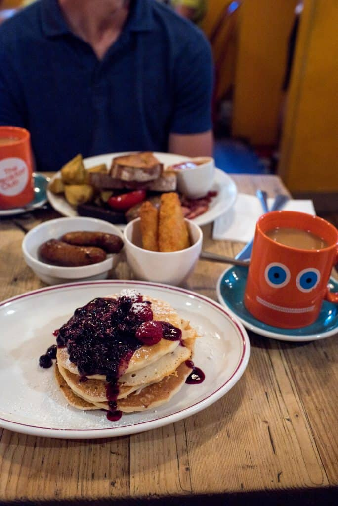 Breakfast Club Soho