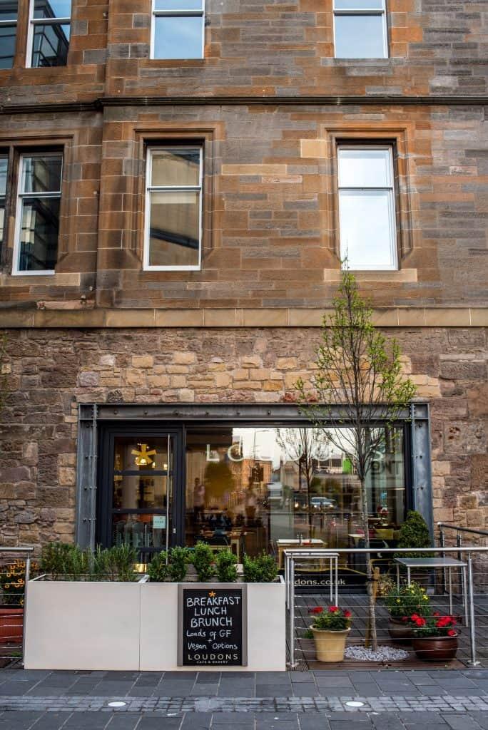 Loudons Edinburgh