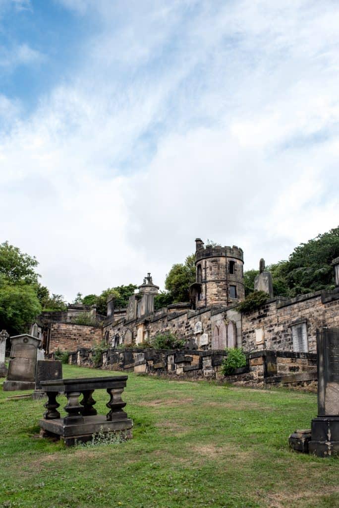 Edinburgh Cemetary