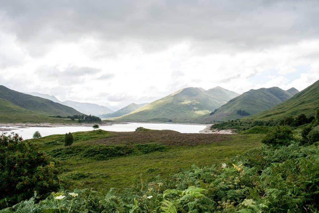 Drive to Isle of Skye