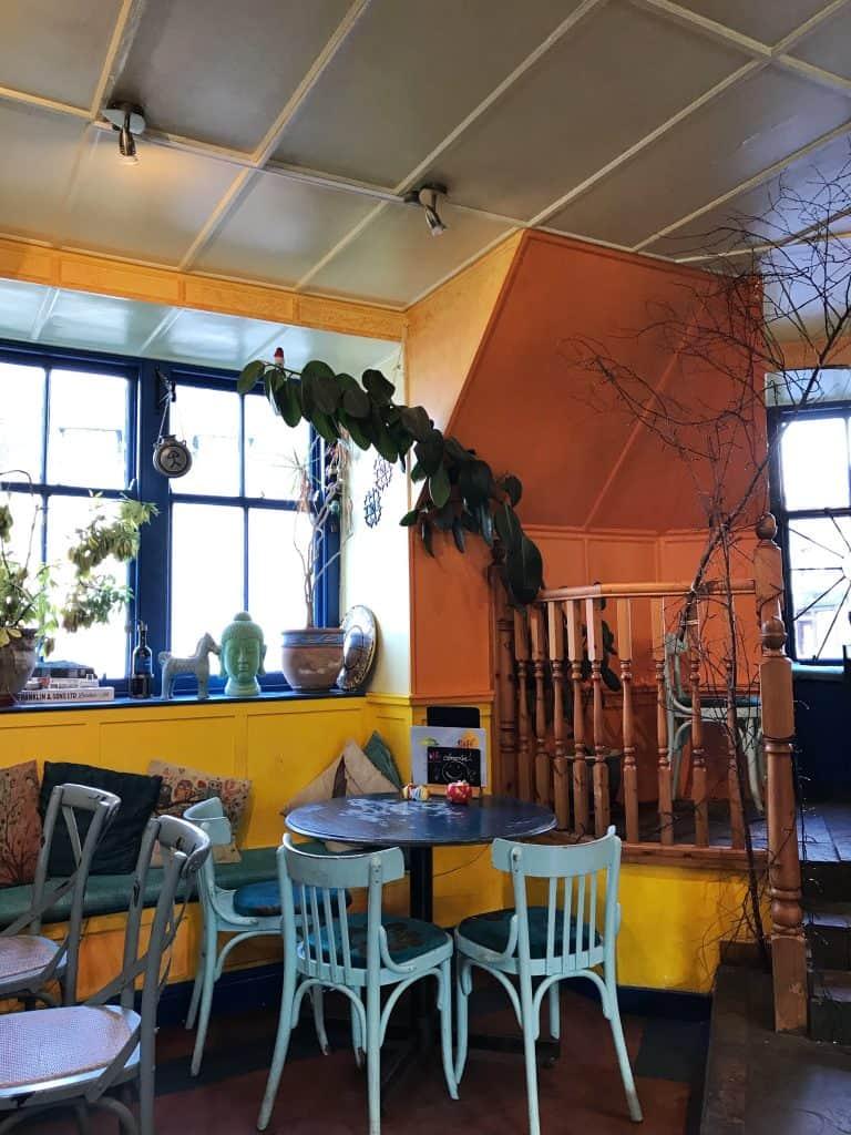 Cafe Arriba