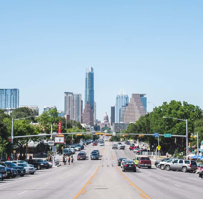 Weekend in Austin