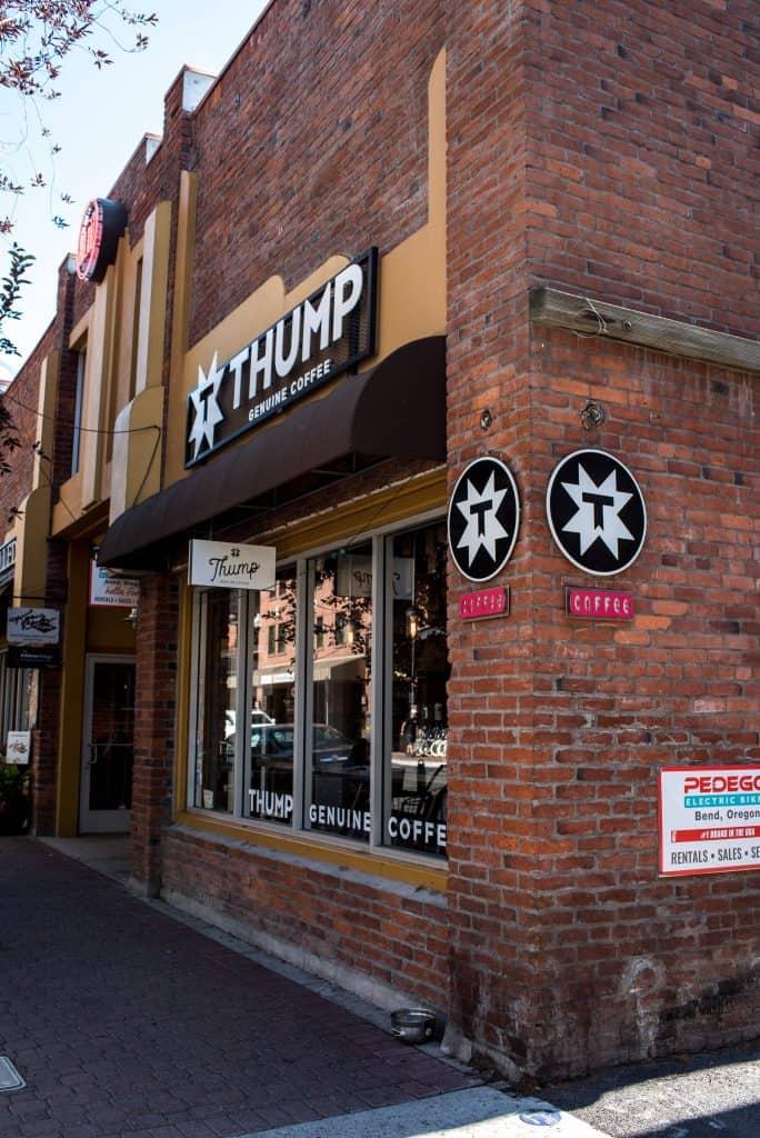 Thump Coffee Bend, Oregon