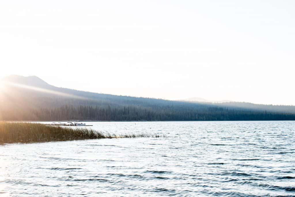 Lava Lake Campground Bend, Oregon