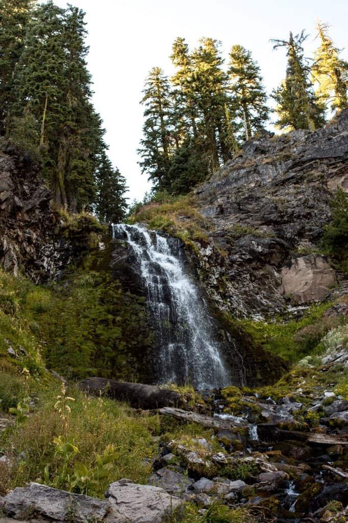 Crater Lake National Park Plaikni Falls