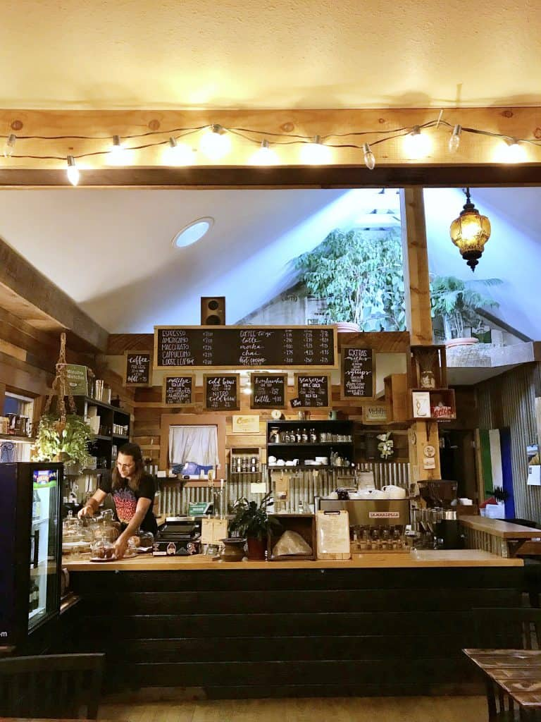 Palate Coffee Bend, Oregon