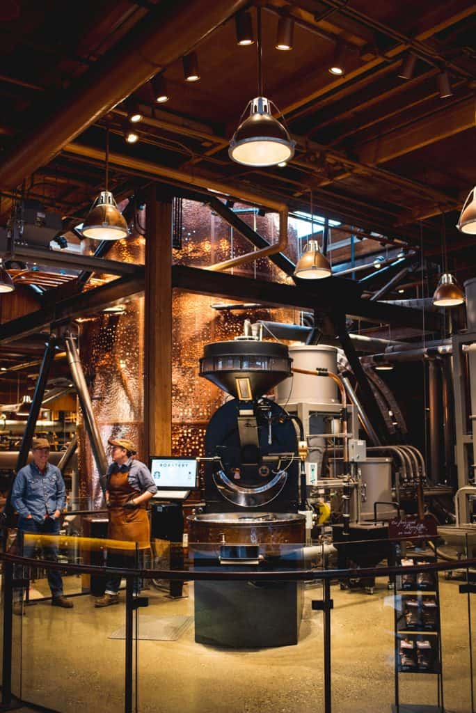Starbucks Reserve Roastery & Tasting Room Seattle