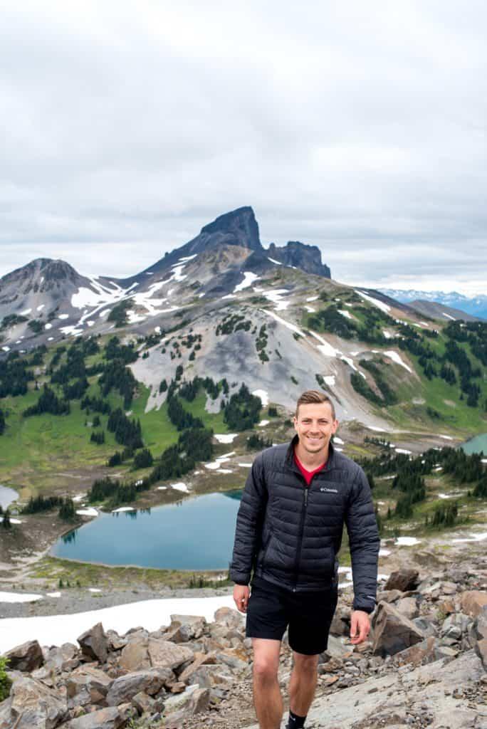 Panorama Ridge Garibaldi