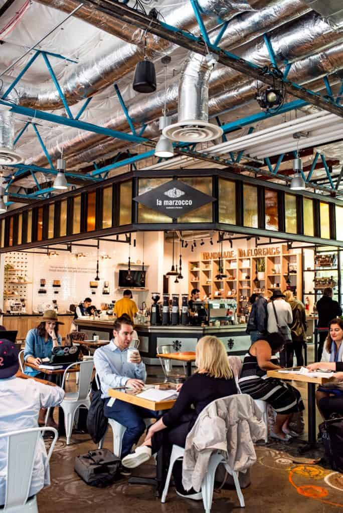La Marzocco Cafe Seattle, Washington | Seattle Coffee Shops