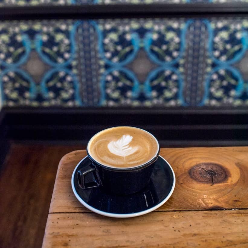 El Diablo Coffee Seattle