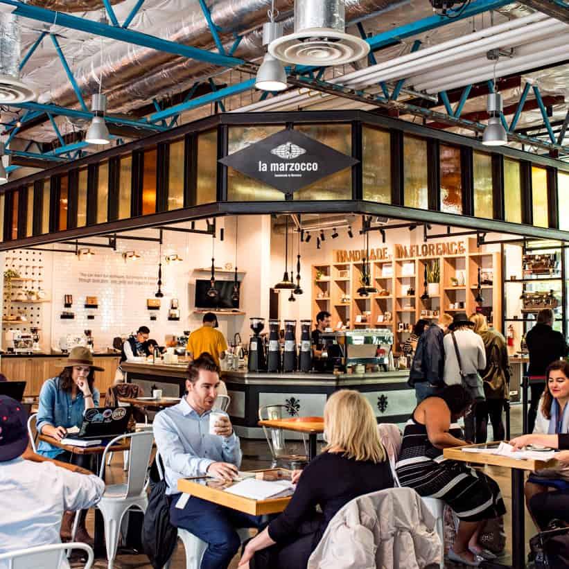 La Marzocco Cafe Seattle