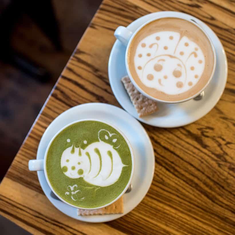 Moore Coffee Seattle