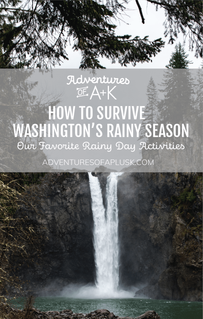 Rainy day activities in Washington | Thing to do Washington | Things to do Seattle | Seattle Rain | Rainy season Washington | #Rain #Washington #Seattle