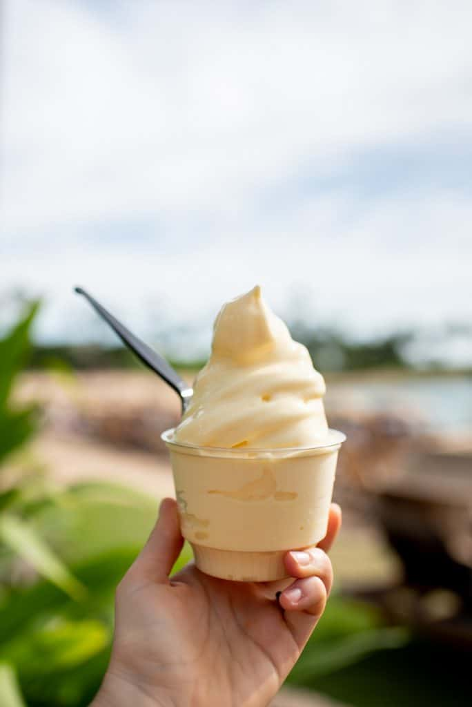 Dole Whip Hawaii