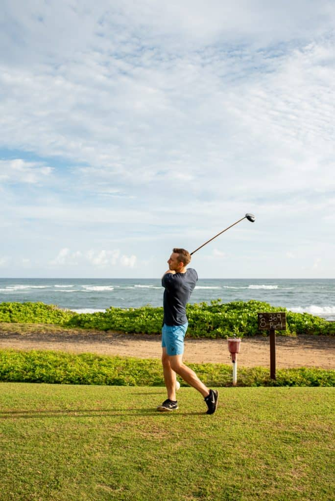 Kahuku Golf Course