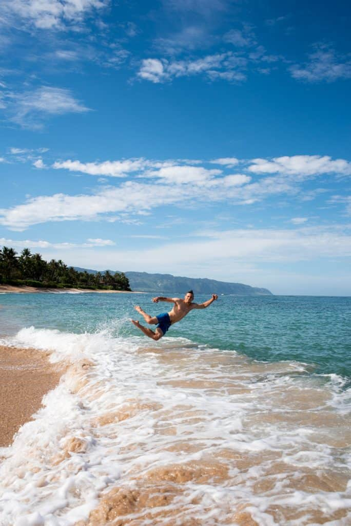 Laniakea Beach North Shore