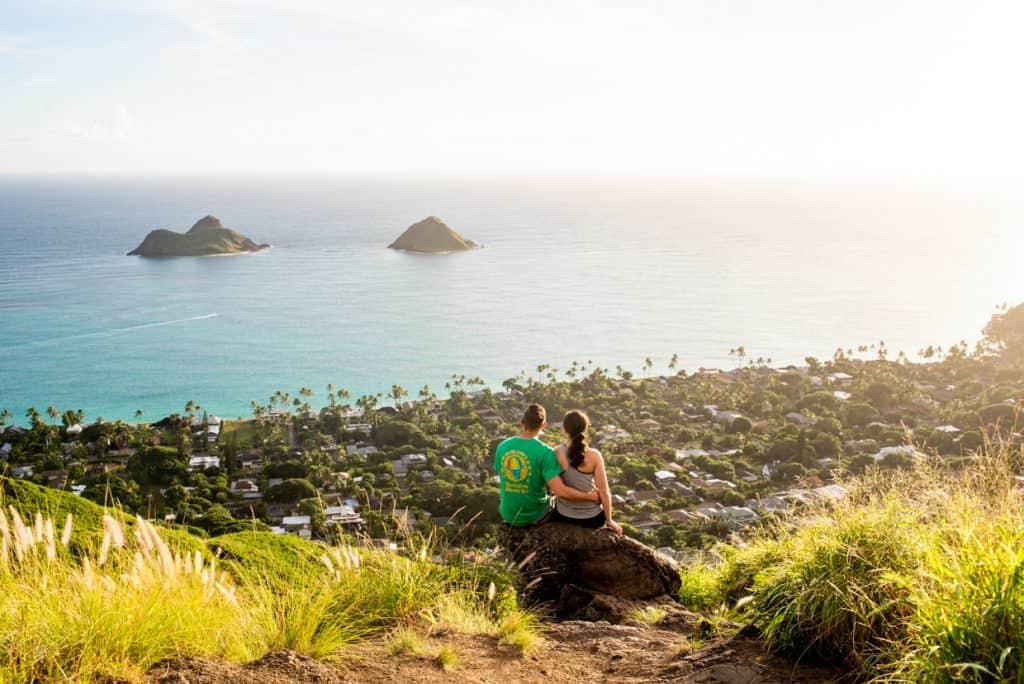 Oahu Travel | Things to do Oahu | Hawaii Travel | Things to do Hawaii | Oahu Beaches | Hawaii Beaches | East Side Oahu | Lanikai Pillbox | Lanikai Beach | Lulumahu Falls | Oahu Hikes | Hawaii Hikes