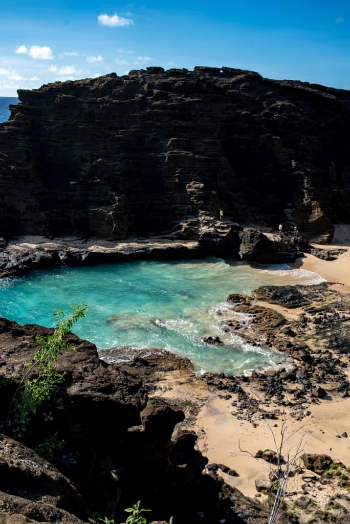 Halona Beach Cove