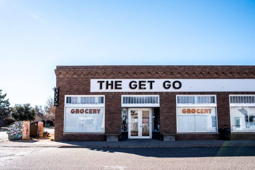 The Get Go Marfa