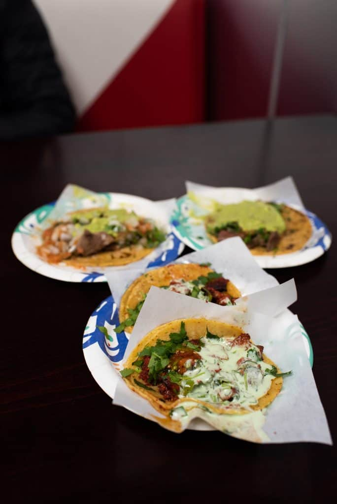 Tacos El Gordo San Diego