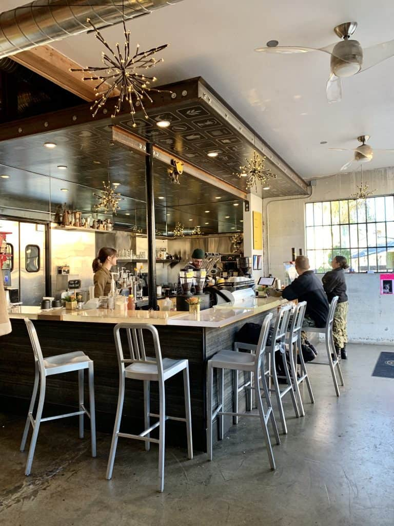 Cafe Moto San Diego