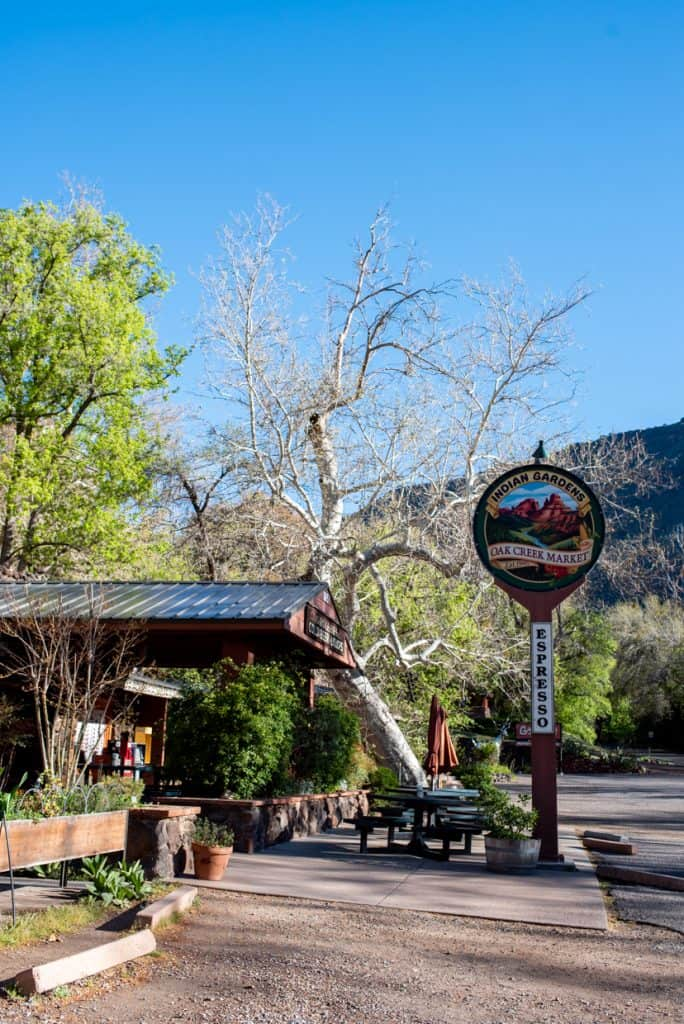 Indian Gardens Cafe and Market Sedona