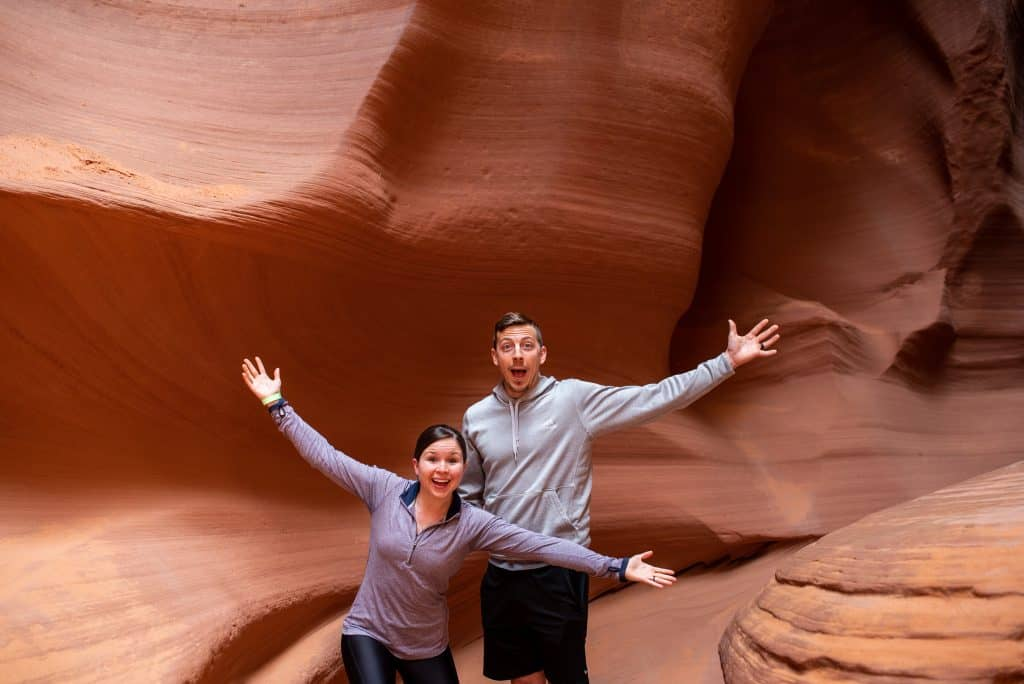 Page Arizona Vlog: Antelope Canyon X and Horseshoe Bend
