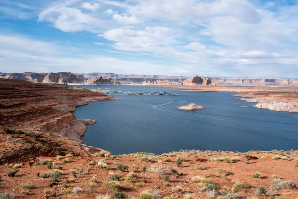 Best things to do in Page, Arizona | Wahweap Overlook Page Arizona