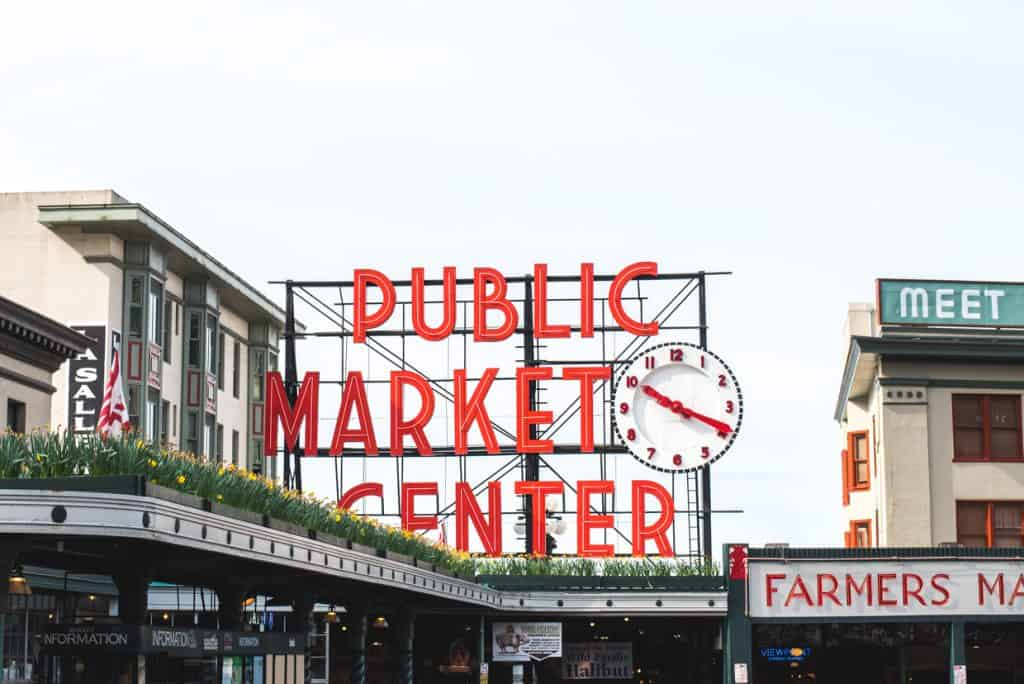 Pike Place Market | Free and Cheap things to do in Seattle