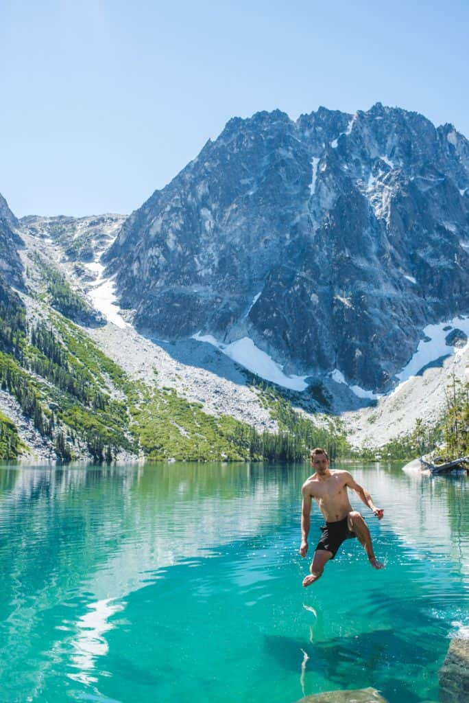 Colchuck Lake | Free and Cheap things to do in Seattle