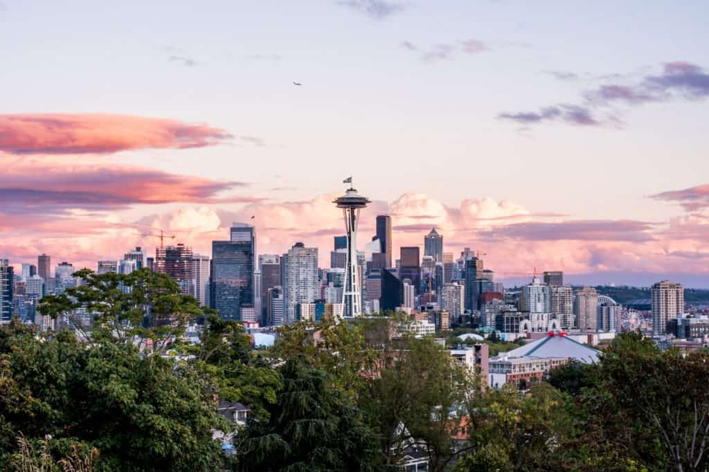 Kerry Park | Free and Cheap things to do in Seattle