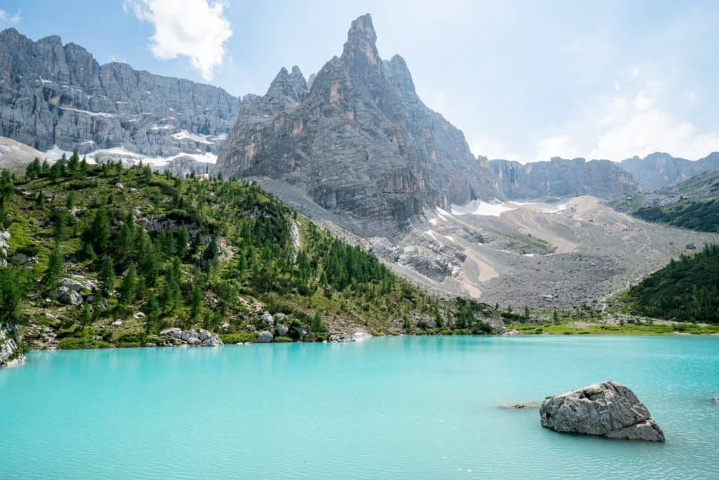 The Dolomites | Best hikes in the Dolomites | Things to do in the Dolomites | Best Dolomites hikes | Lago di Braies | Lago di Sorapis | Tre Cime di Lavaredo