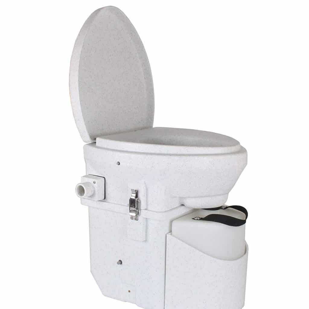 Natures head Toilet