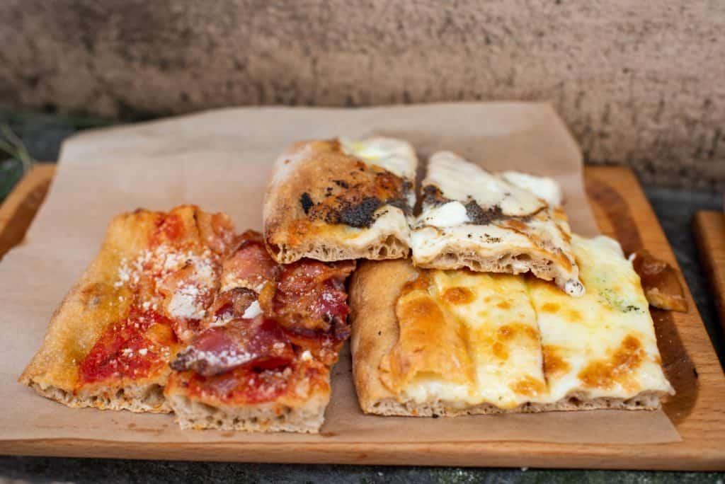 Pizza e Mozzarella Rome