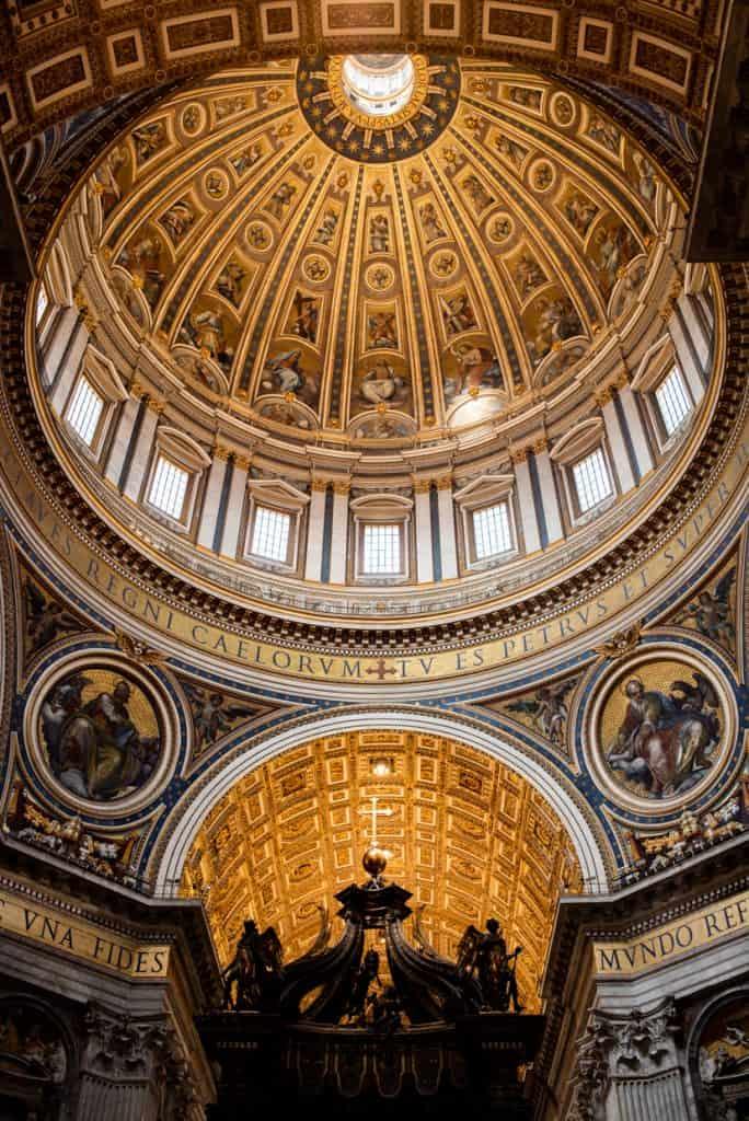 Vatican St Peter's Basilica