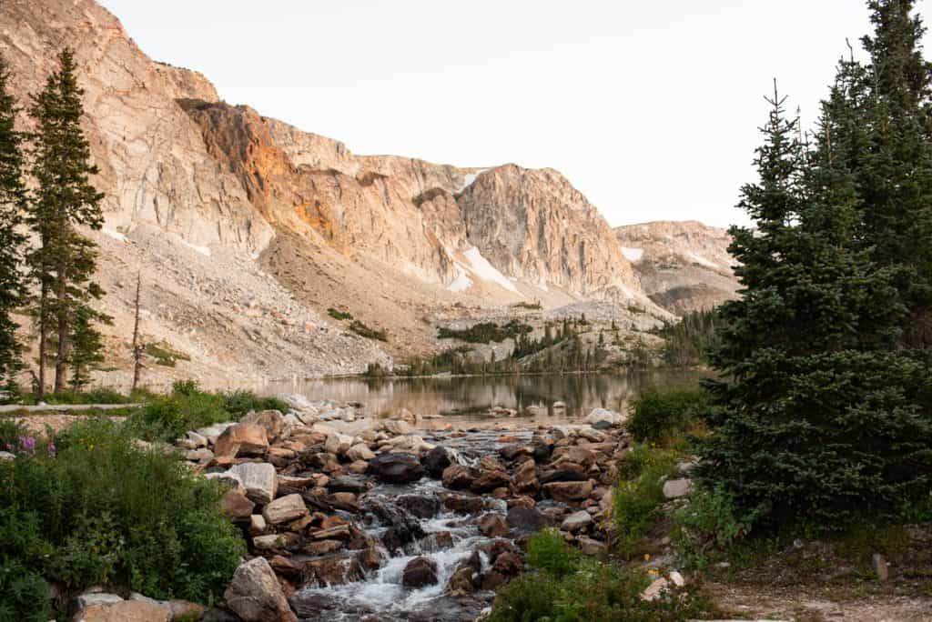 Hiking Medicine Bow Peak + exploring Laramie