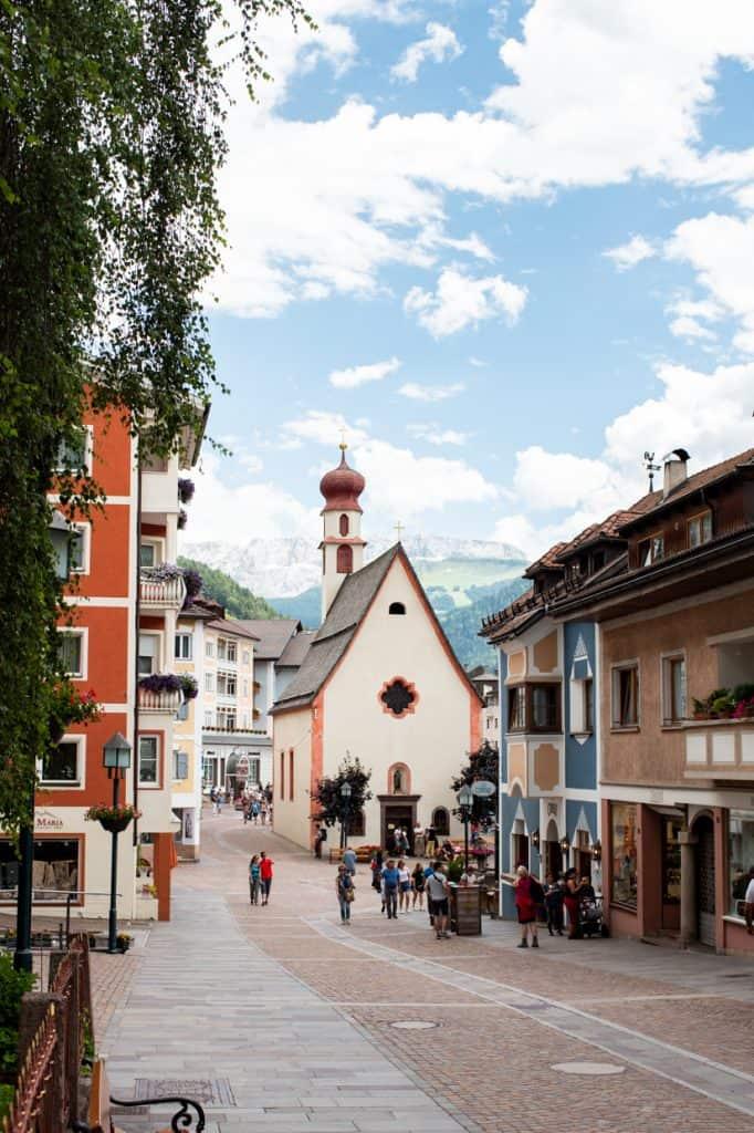 Ortisei Dolomites