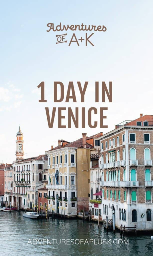 1 Day in Venice, Italy | Venice Travel Guide | Venice Itinerary | Things to do in the Venice | Where to stay in Venice | Best gelato Venice | Best food Venice | What to do in Venice | Venice, Italy | Where to eat in Venice | 1 Day Itinerary Venice