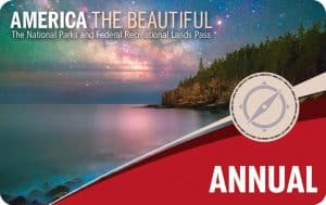 America the Beautiful pass, best gifts for travelers