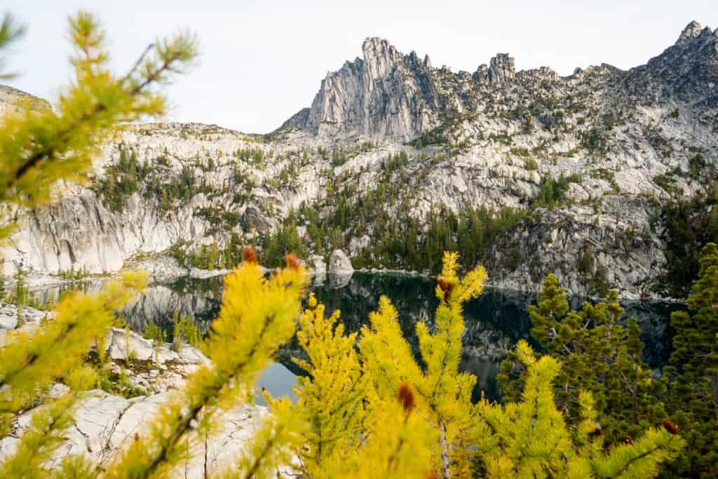 Hiking the Enchantments