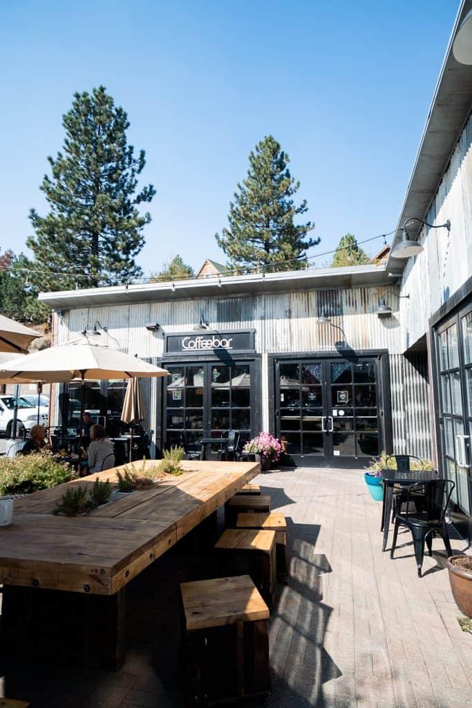 Coffeebar Truckee